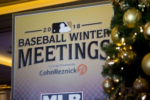 2018 MLB Winter Meetings: Day 3