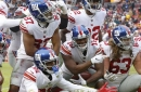 Giants-Titans first look: Can the Giants keep the good times rolling?