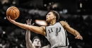 Bryn Forbes thrilled after accomplishing a career first
