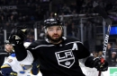 Los Angeles Kings Drew Doughty Suffers Hand Injury, Dion Phaneuf Also Injured