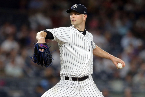 Yankees working toward agreement with J.A. Happ; Manny Machado waiting on deck?