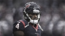 Texans QB Deshaun Watson claims upcoming cold weather won't affect his game