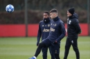 Manchester United line up vs Valencia includes Paul Pogba with Mason Greenwood and James Garner on the bench