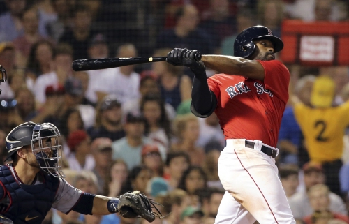 Boston Red Sox OF Jackie Bradley Jr. is fixing his swing with the guy who fixed J.D. Martinez's (Report)