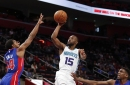 Hornets begin a five game home stand against the Detroit Pistons