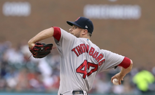 Tyler Thornburg, Boston Red Sox have one more chance to make it work with non-guaranteed contract, no options entering 2019