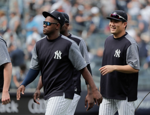 Yankees pitching rotation: What it looks like with J.A. Happ in the picture
