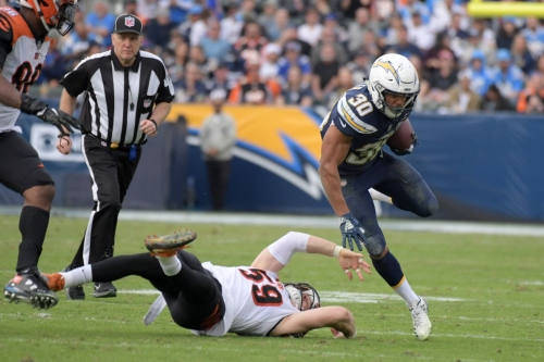Five observations from the Chargers 26-21 win over the Bengals