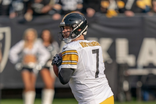 Ben Roethlisberger talks about how there is no panic among the Steelers