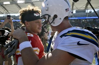 Chiefs seek 10th straight win vs Chargers, AFC West title