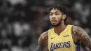 Lakers' Brandon Ingram will be re-evaluated Saturday