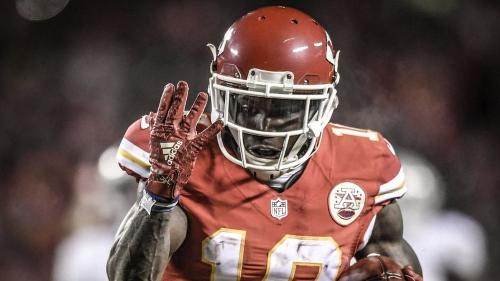 Chiefs WR Tyreek Hill expected to play against Chargers
