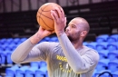 DeMarcus Cousins continues to progress in second G-League practice