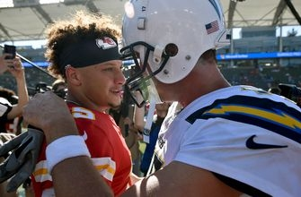 First-round bye, AFC West title on the line as Chiefs prepare for red-hot Chargers