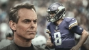 Colin Cowherd calls out Vikings QB Kirk Cousins for poor performances in big games