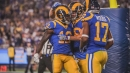 Brandin Cooks and Robert Woods are first Rams receiving duo with 1,000+ each since 2006