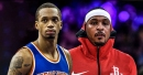 Knicks' Lance Thomas thinks Carmelo Anthony should get more respect
