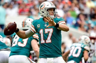 Dolphins QB Ryan Tannehill (ankle) expected to play Sunday vs. Vikings