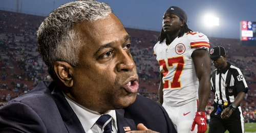 NFL Exec Todd Jones knew the Kareem Hunt video existed, but league couldn't get it