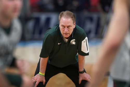 Michigan State basketball focues on practice with 3 games in 3 weeks