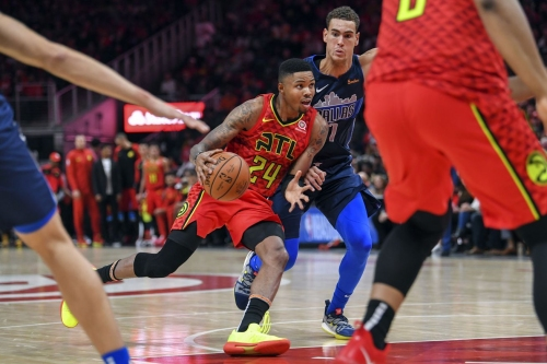 Game Thread: Hawks vs. Mavs