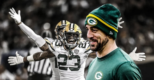 Aaron Rodgers showers Packers rookie CB Jaire Alexander with praise