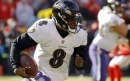 Bucs preparing for Ravens dual-threat rookie QB Lamar Jackson