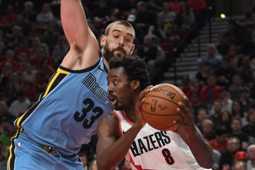Gameday Thread: Blazers at Grizzlies