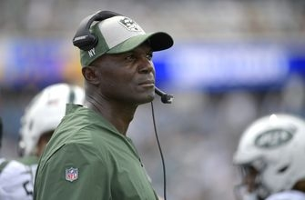 Jets' Bowles remains steady despite facing uncertain future