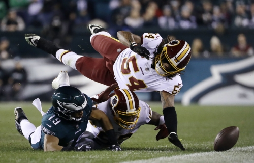 Redskins: Defense for Washington in disarray both on and off of field