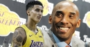 Lakers' Kyle Kuzma texted Kobe Bryant about over the backboard shot, Kobe reacts