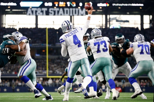 Seven ways the Cowboys made history in Week 14's overtime win versus Philadelphia