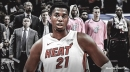 Heat's Hassan Whiteside will rejoin Miami Friday vs. Grizzlies