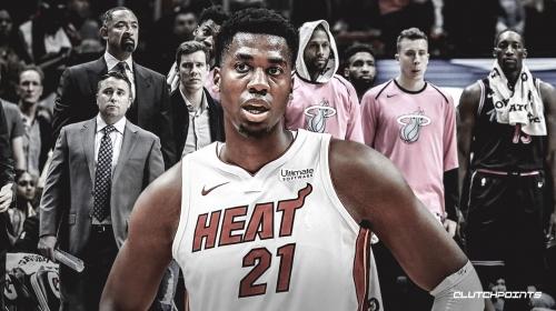 Heat's Hassan Whiteside will rejoin Miami Friday vs. Grizzlies