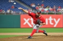 Cincinnati Reds add pitcher Tanner Roark in trade with Washington Nationals
