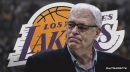 Phil Jackson often stops by Lakers' practice facility when he's in Los Angeles