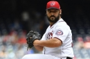 Tanner Roark on trade to Cincinnati Reds, time with Washington Nationals + more...