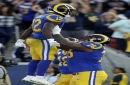 Rams' consistent O- line vows to rebound from Chicago woes