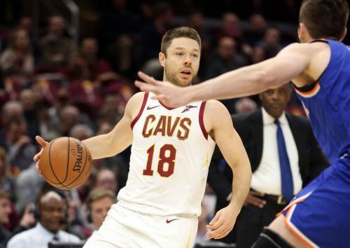 Rodney Hood, Matthew Dellavedova help thwart Knicks' comeback effort in 113-106 win: Chris Fedor's instant analysis