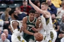 Pacers' defense smoothers Bucks high-powered offense in 113-97 victory