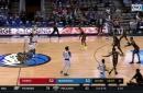 HIGHLIGHTS: Luka Doncic to DeAndre Jordan in the 3rd quarter
