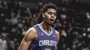 Video: Hornets' Jeremy Lamb beats Pistons right before buzzer