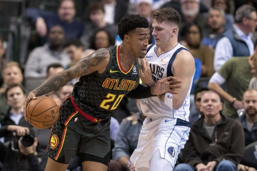 Mavericks get their revenge, down Hawks 114-107 in high-profile rematch