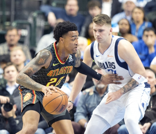 Luka Doncic, Mavs top Trae Young, Hawks in rematch of NBA draft night trade partners