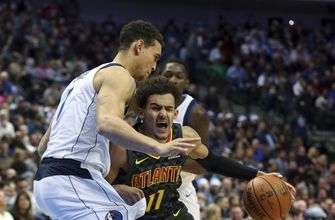 Mavs extend home streak, end skid vs. Hawks in 114-107 win