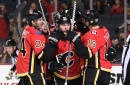 Flyers lose in typical fashion, blow two goal lead in loss to Flames