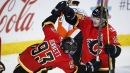 Flames erase 2-goal deficit late, beat Flyers in overtime