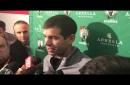 Boston Celtics' Jaylen Brown misses Celtics' win over Wizards with illness going around locker room