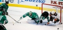 Stars 'lacked sharpness' in 6-3 loss to Ducks
