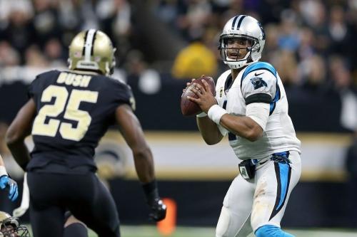 Panthers vs Saints: Full coverage